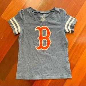 Girl's XS Boston Red Sox Tee